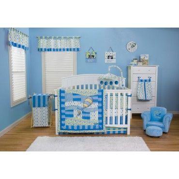 Dr Seuss Oh The Places You Will Go Crib Bedding Set 30070 Cribbedding