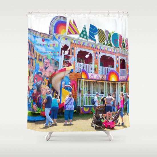 Mardi Gras Shower Curtain By Lanjee Http Society6 Com Product