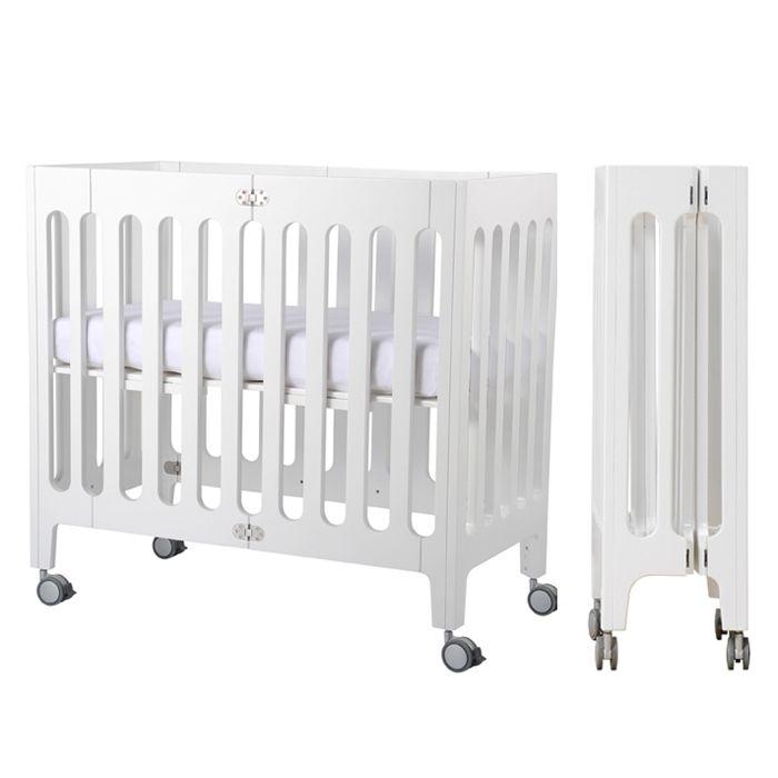 Bloom Alma Mini Urban Crib Mini Crib Cribs