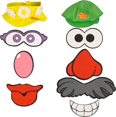 Impeccable image intended for mr potato head printable parts