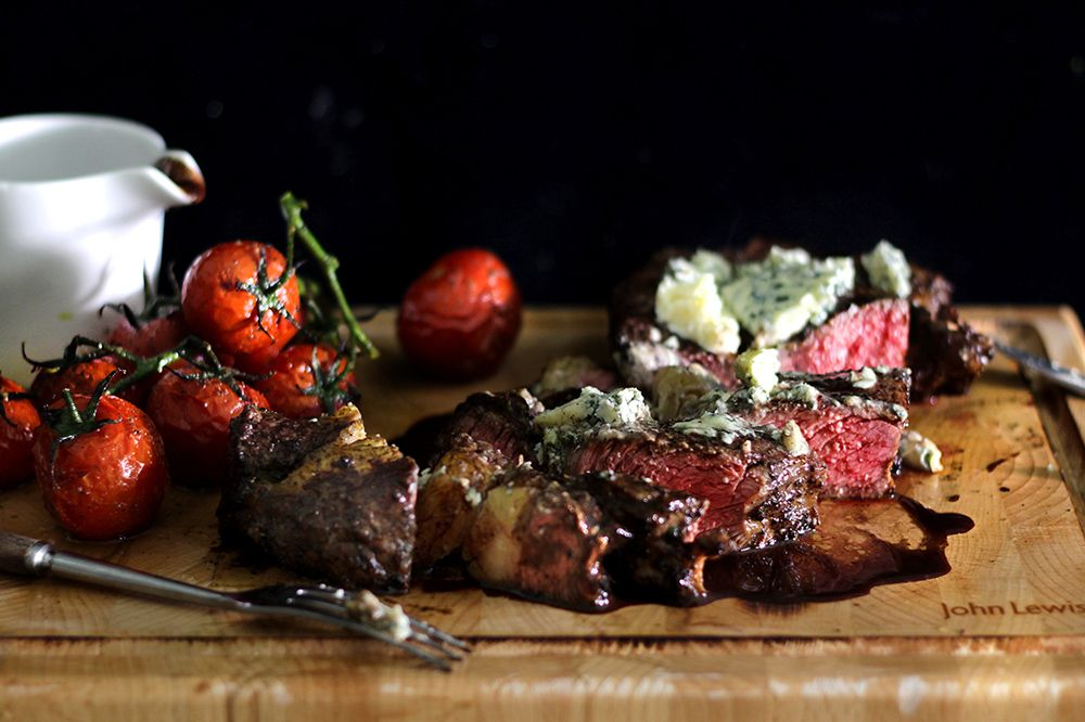 Perfect steak at home