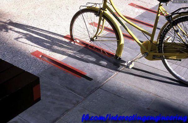 Safe Bicycle Parking | A Mobile Life | Pinterest | Estacionamiento ...