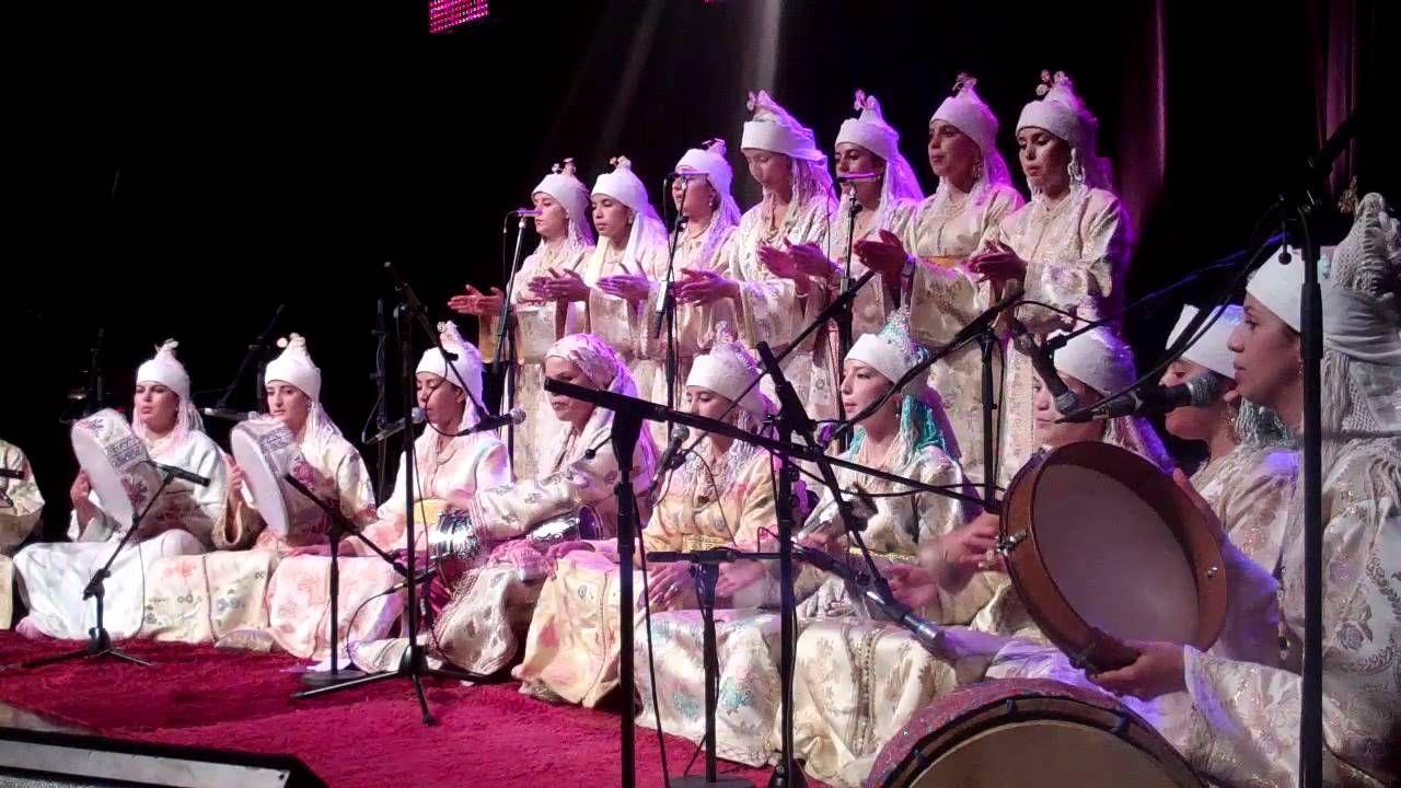 Assilah 2011 الحضرة الشفشاونية مجموعة ارحوم البقالي