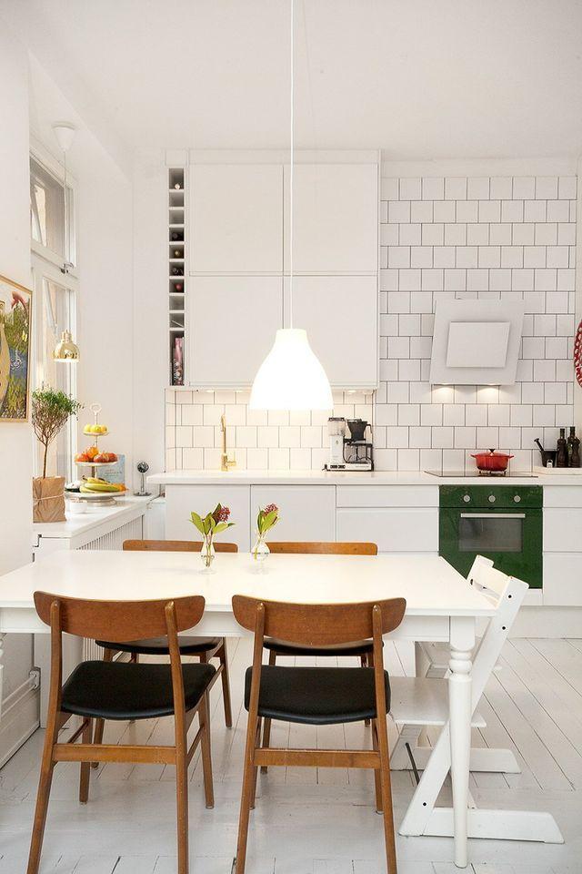 Cozy Kitchen Scandinavian Kitchen Design