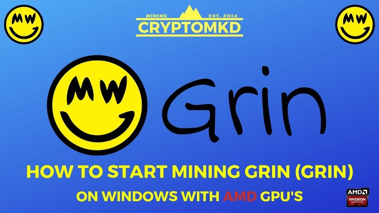 grin cryptocurrency mining