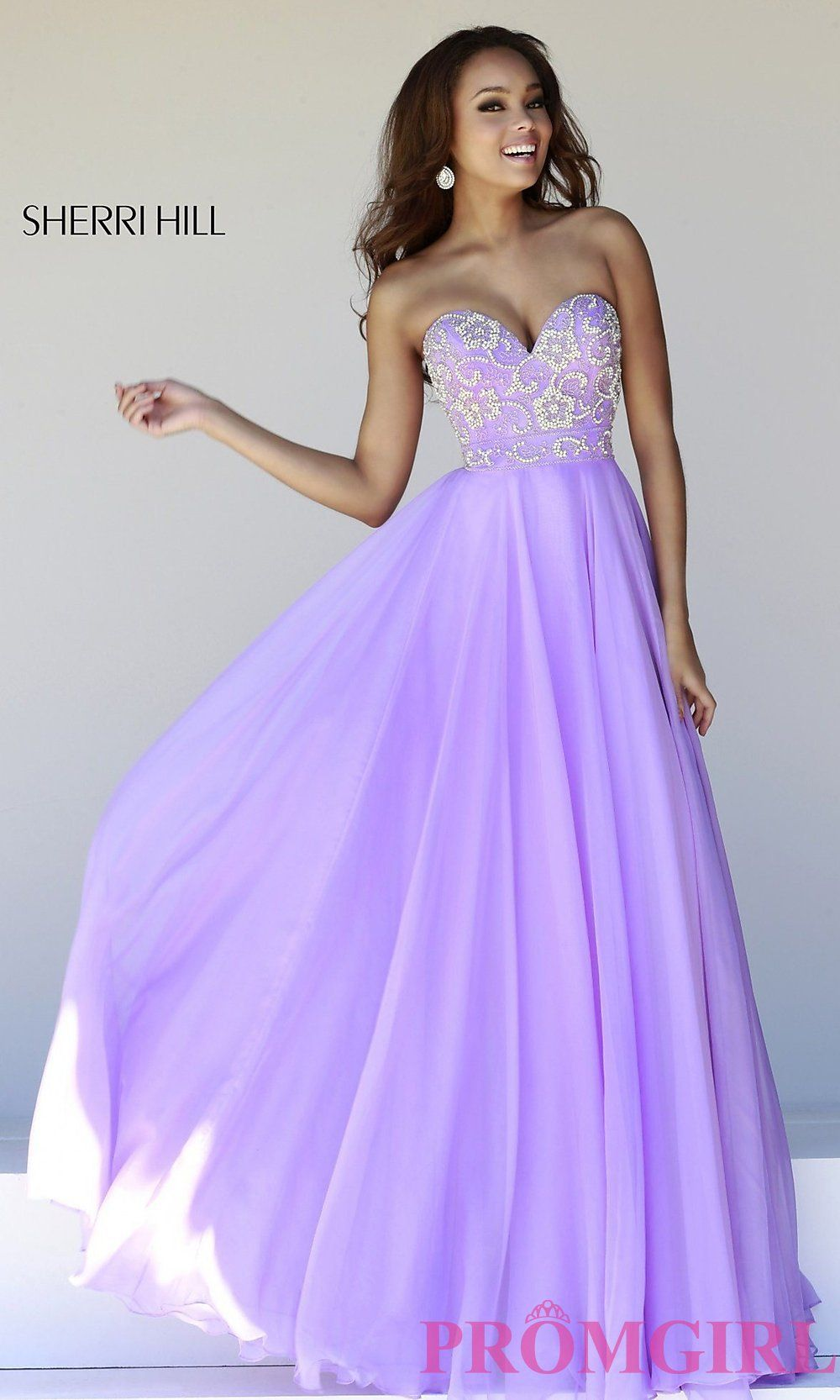 Long Prom Dress Style: SH-8545 Front Image | Dresses | Pinterest