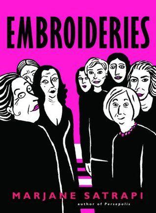 Read Download Embroideries By Marjane Satrapi Free Epub Mobi Ebooks Graphic Novel Books Feminist Books