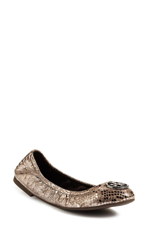 9208f8ebe Tory Burch Tory Burch  Heidi  Ballet Flat (Women) (Nordstrom Exclusive)  available at  Nordstrom