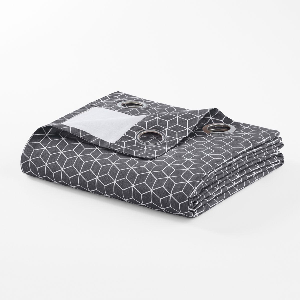 Rideau Imprime Decio Taille 350x140 Cm In 2019 Products Rideaux Imprimes Rideaux Imprime