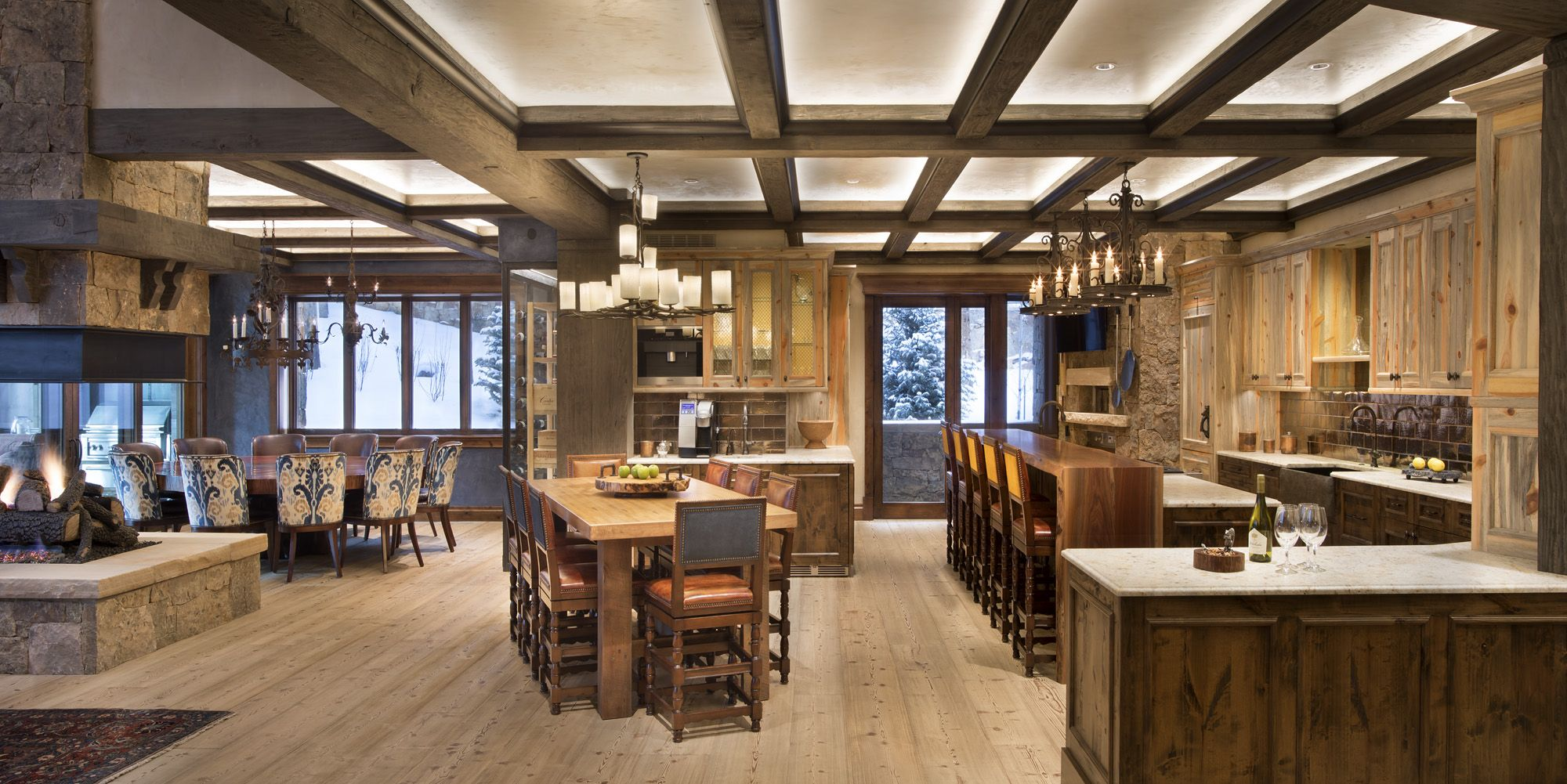 See this rustic Best of Show Dream Kitchen by Pat Conner from Kansas ...