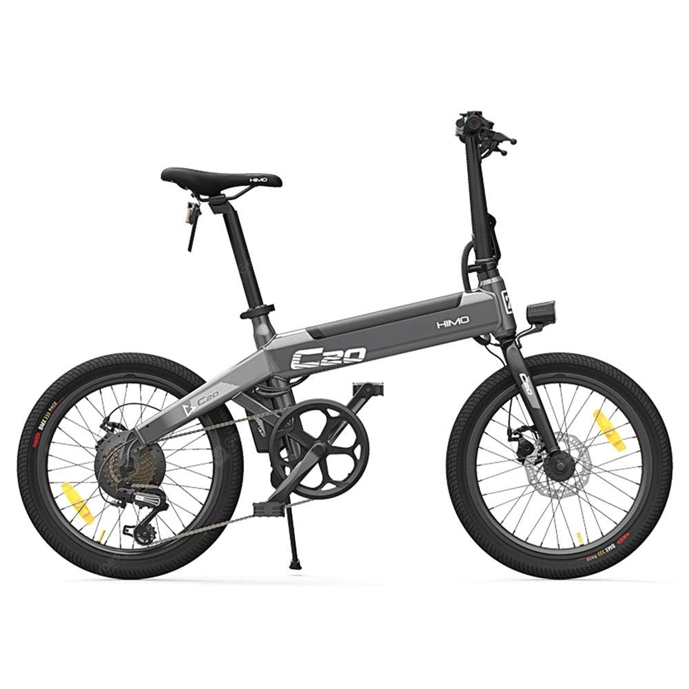 Original Xiaomi Himo C20 10ah Electric Bicycle 250w Motor Sale
