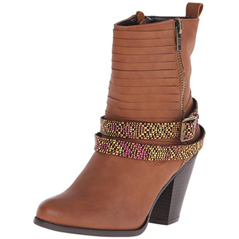 Women's Bandanna Western Boot