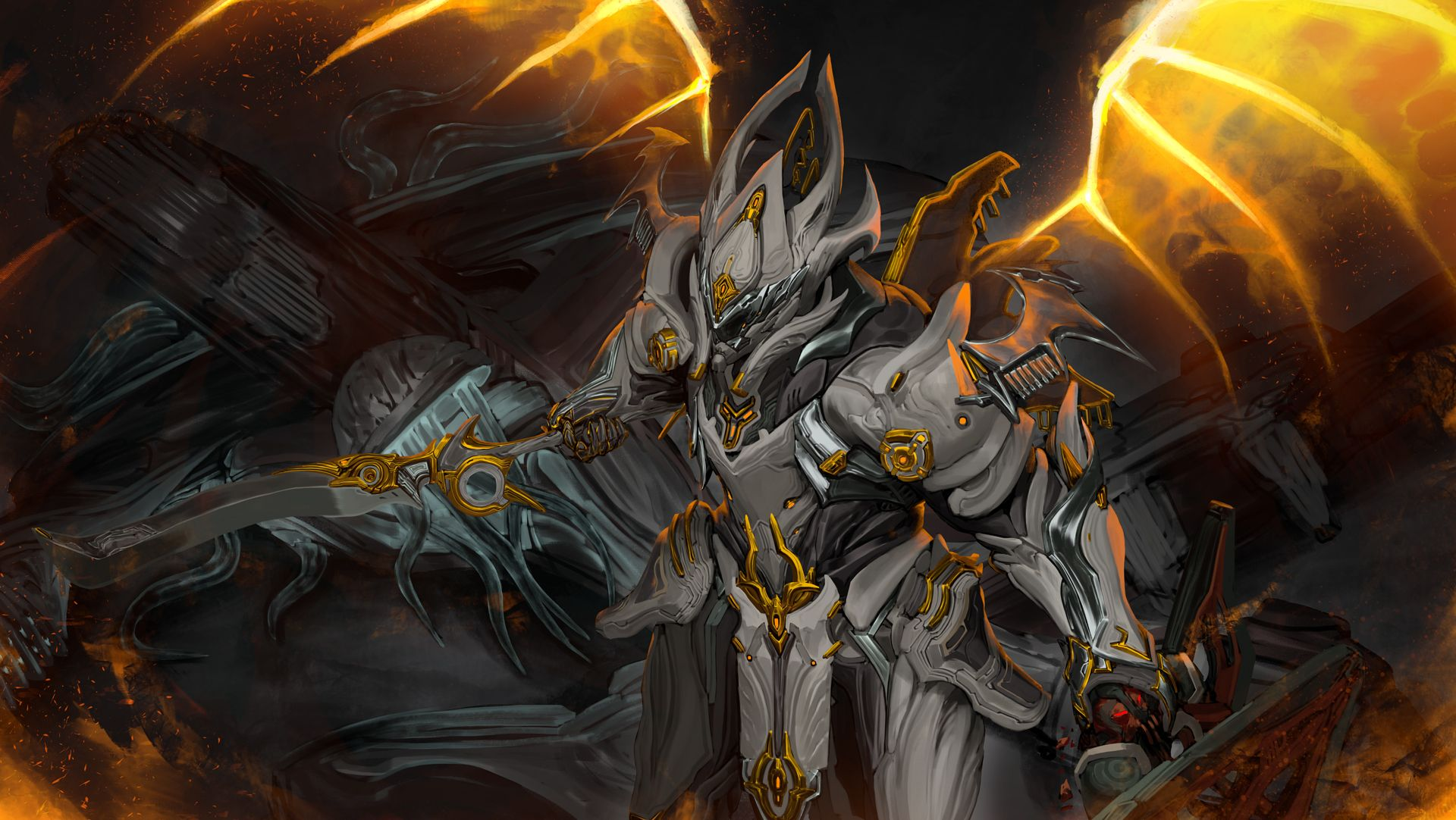 Sentient Slayer Chroma Prime by Kevin-Glint | Brass in 2019