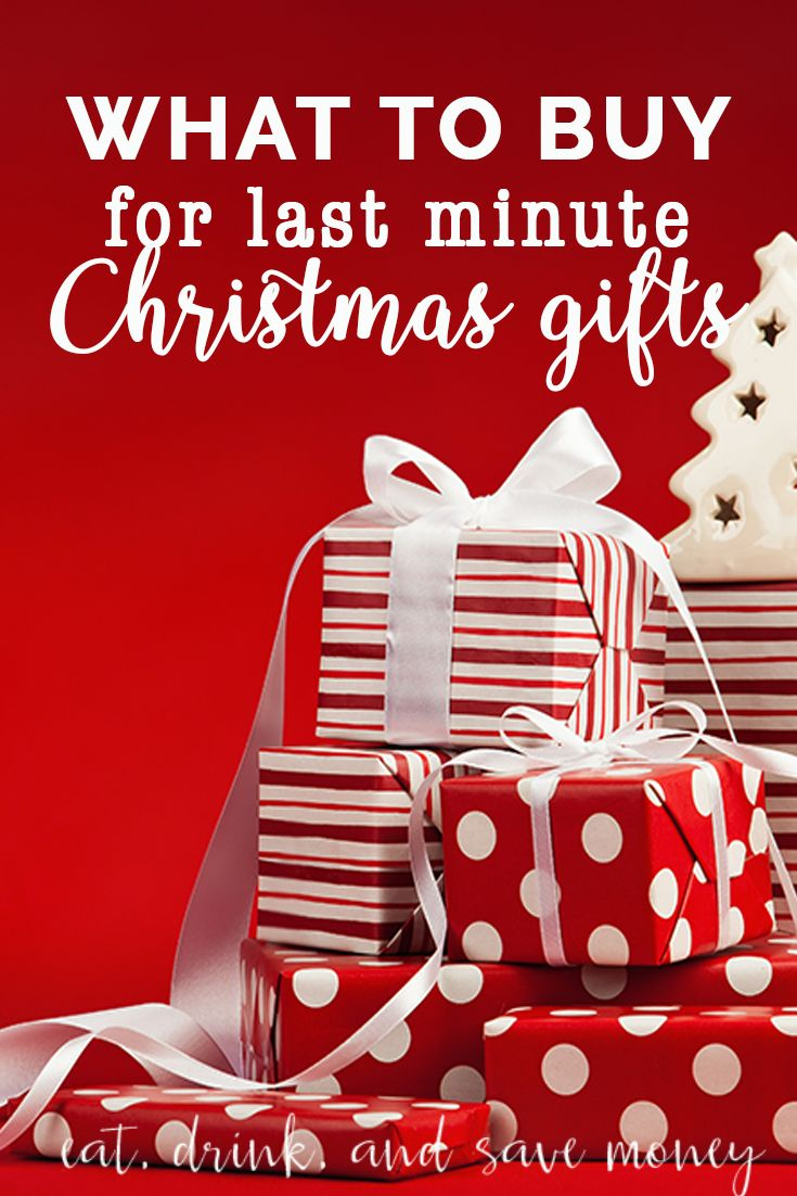the holidays can be so overwhelming that its easy to forget someone on your christmas list get the list of the best last minute christmas gifts - Best Last Minute Christmas Gifts