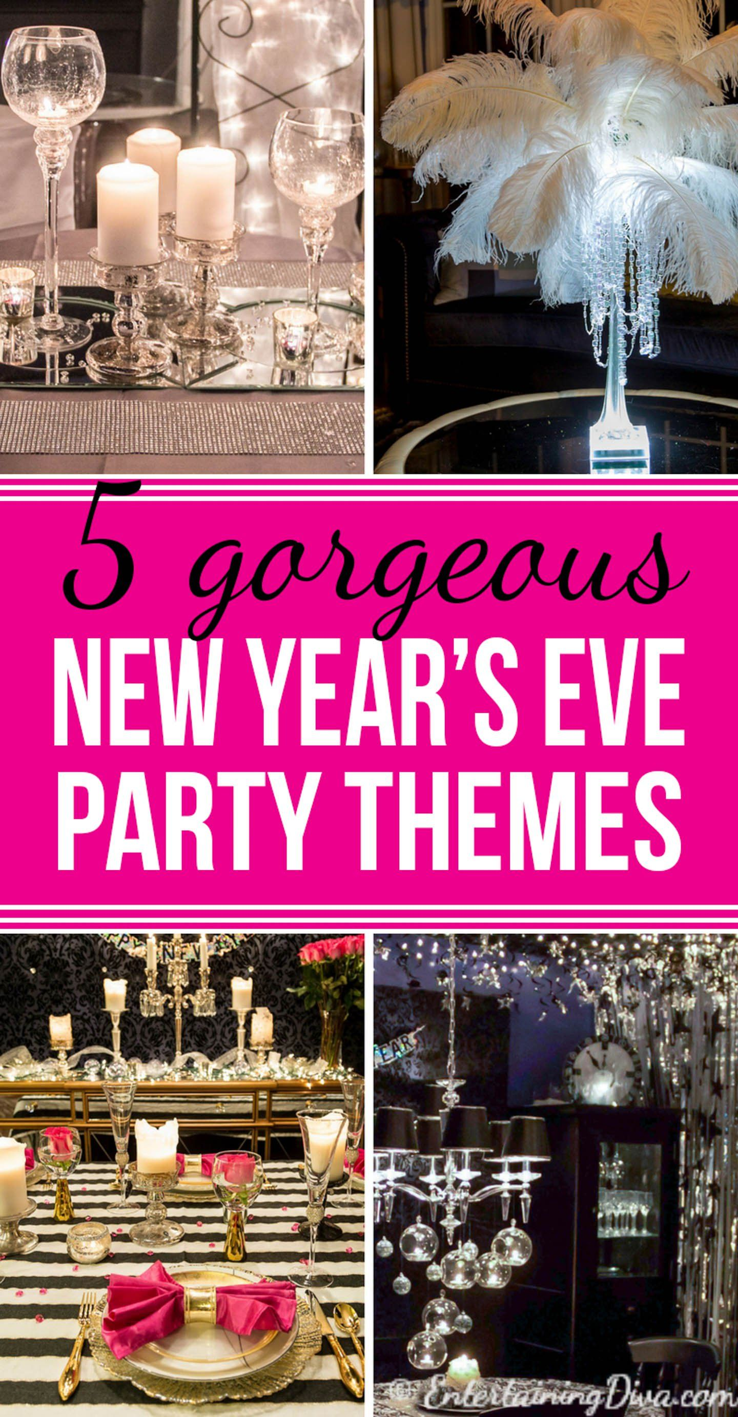 5 glam new year s eve party themes entertaining diva from house to home new year s eve party themes new years party themes elegant party themes 5 glam new year s eve party themes