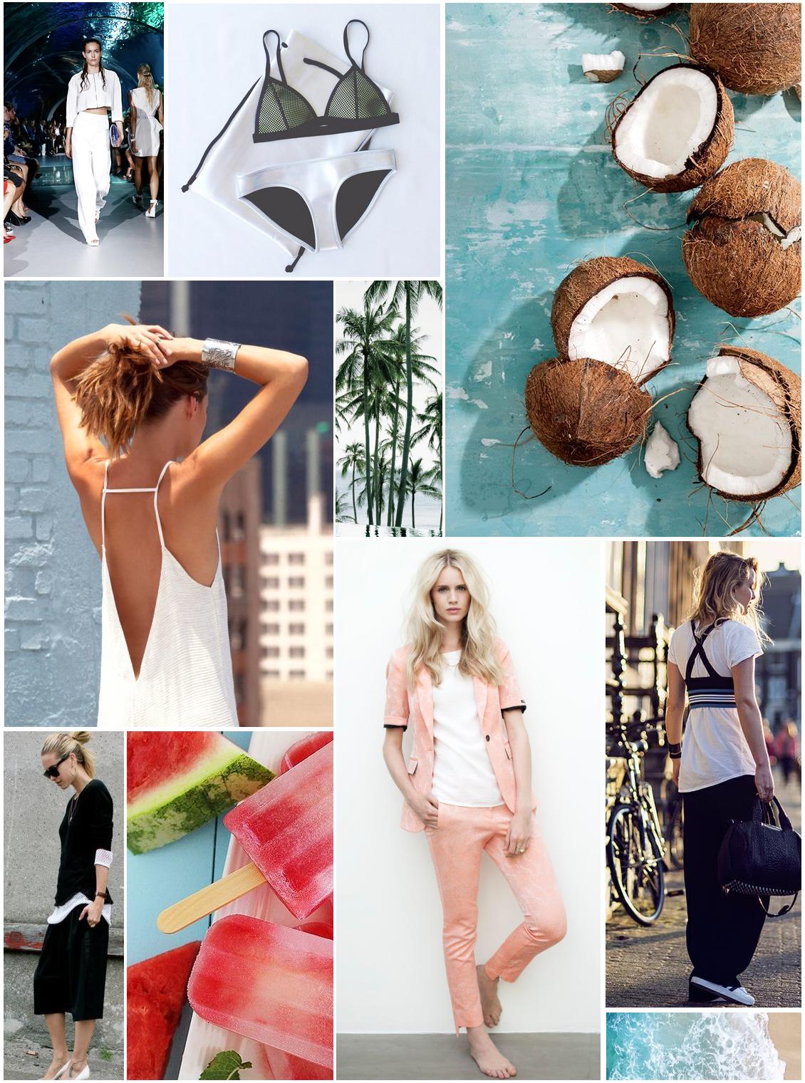 Creating a Fashion Moodboard - Fashionista Sketch