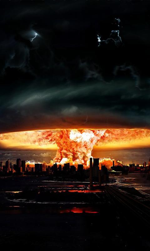 Atomic Bomb Live Wallpapers Download Atomic Bomb Live Live Wallpapers End Of The World World