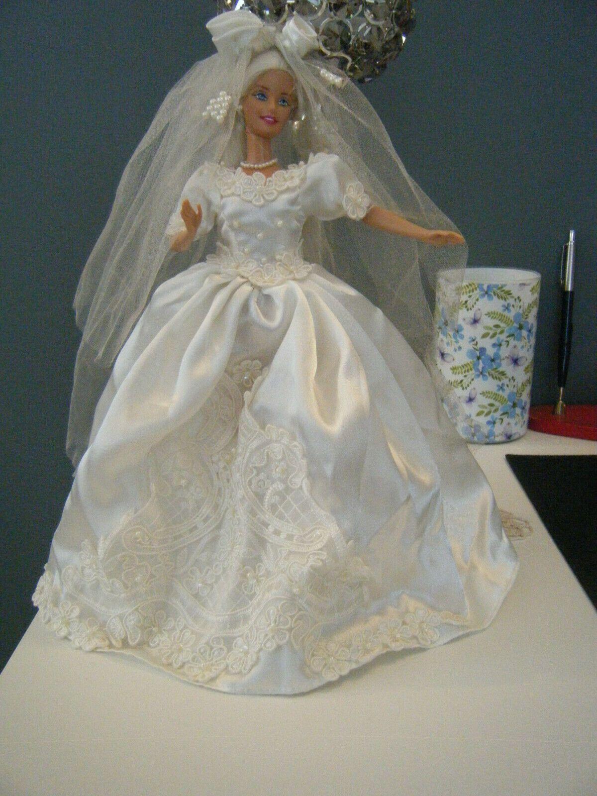 Barbie bride doll #bridedolls