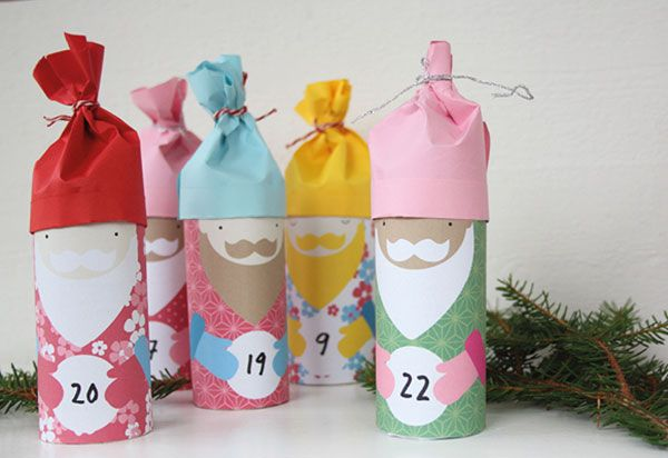 Babyology brings you 10 super sweet and easy to make Advent calendars to tackle with the kids just in time for the December 1 Christmas countdown.
