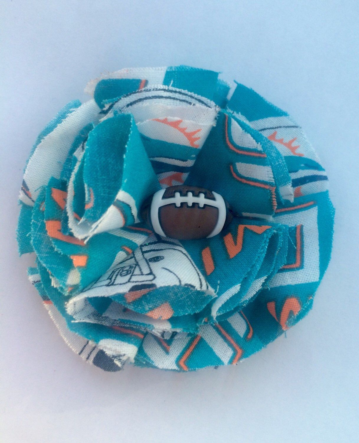 Miami dolphins football bow add on to any frame or can be miami dolphins football bow add on to any frame or can jeuxipadfo Image collections