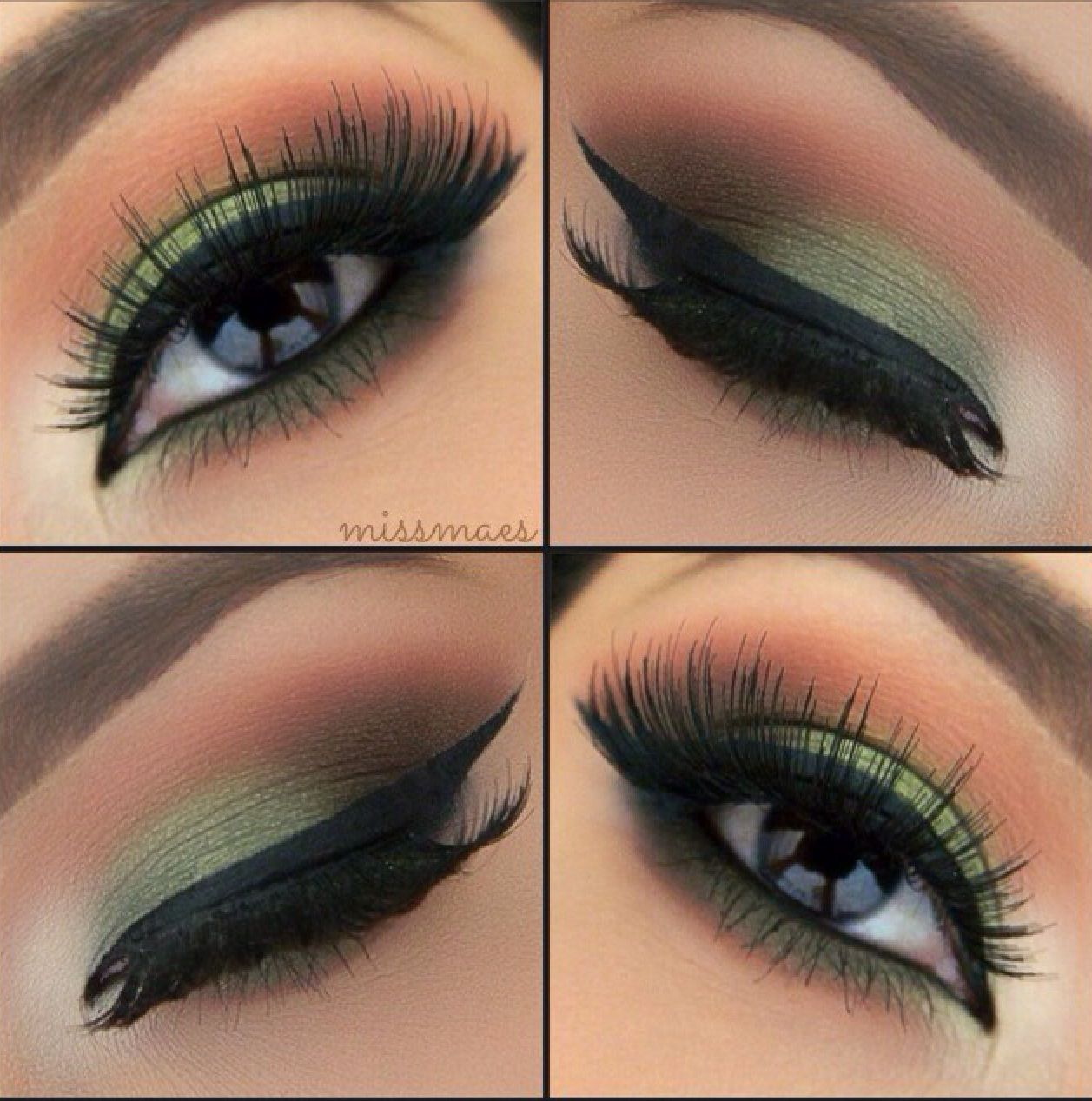 Pin By Ashley Jenniffer On Makeup Smokey Eye Makeup Eye Makeup Eye Make Up