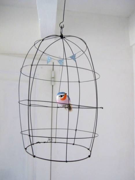 mommo design: WIRE DECOR - Cage | KiDS FURNITuRE AnD DEtAILS ...