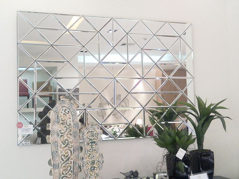 Wall Art And Mirror Vinoti Living
