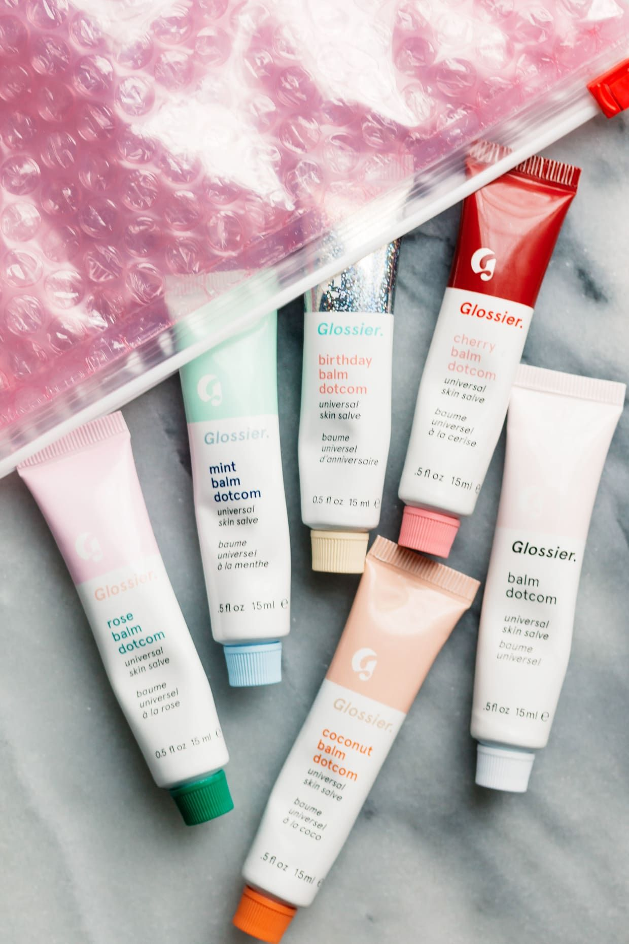 Photo of Reviewed: All 6 Flavours of Glossier's Balm Dotcom Lip and Skin Balm (Is It Worth the Hype?)