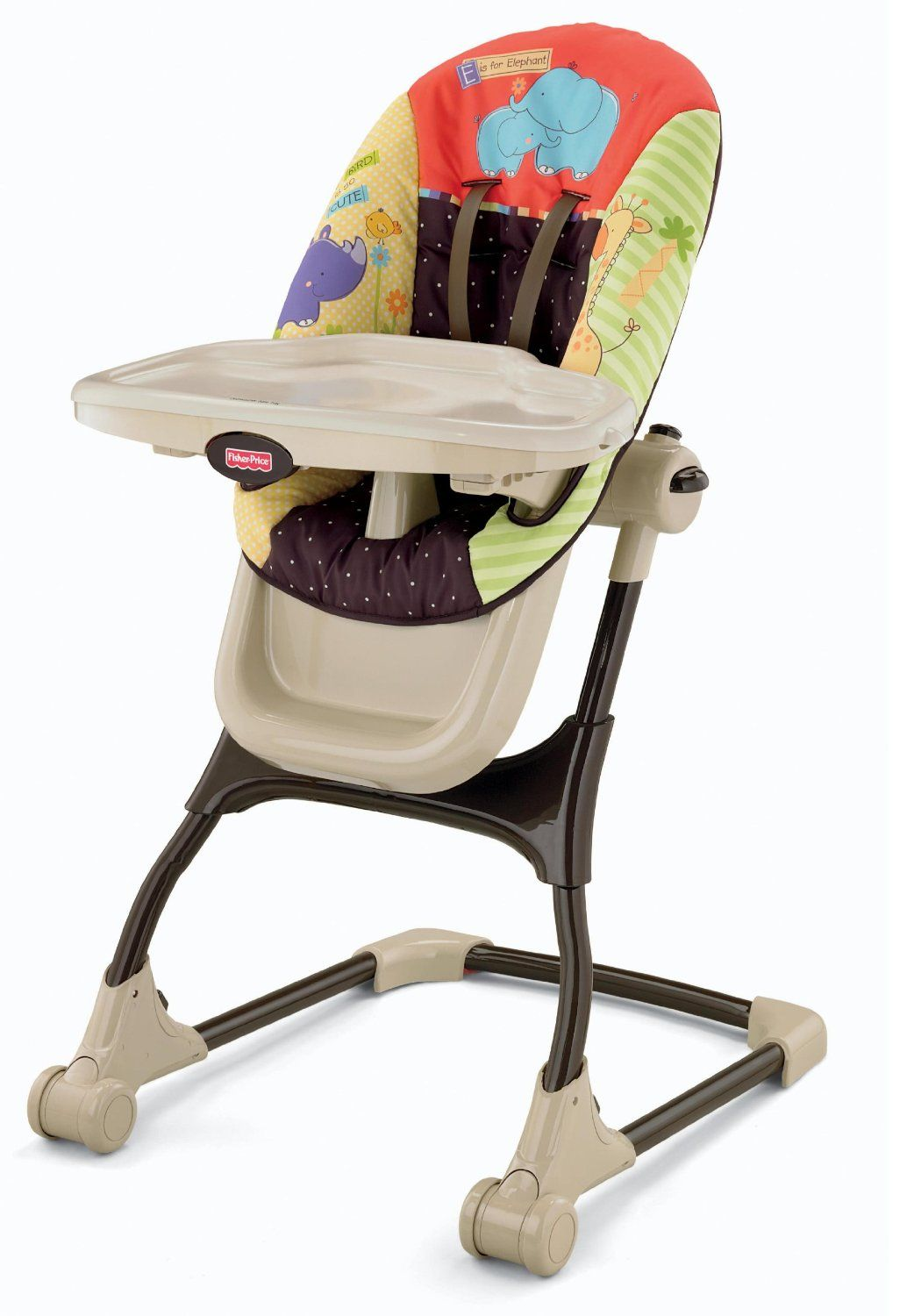 Chair fisher price high chair ez clean - Fisher Price Luv U Zoo Ez Clean High Chair Here S A High Chair That Makes Mealtime So Much More Enjoyable Because Cleanup Is So Easy There S An Easy Clean