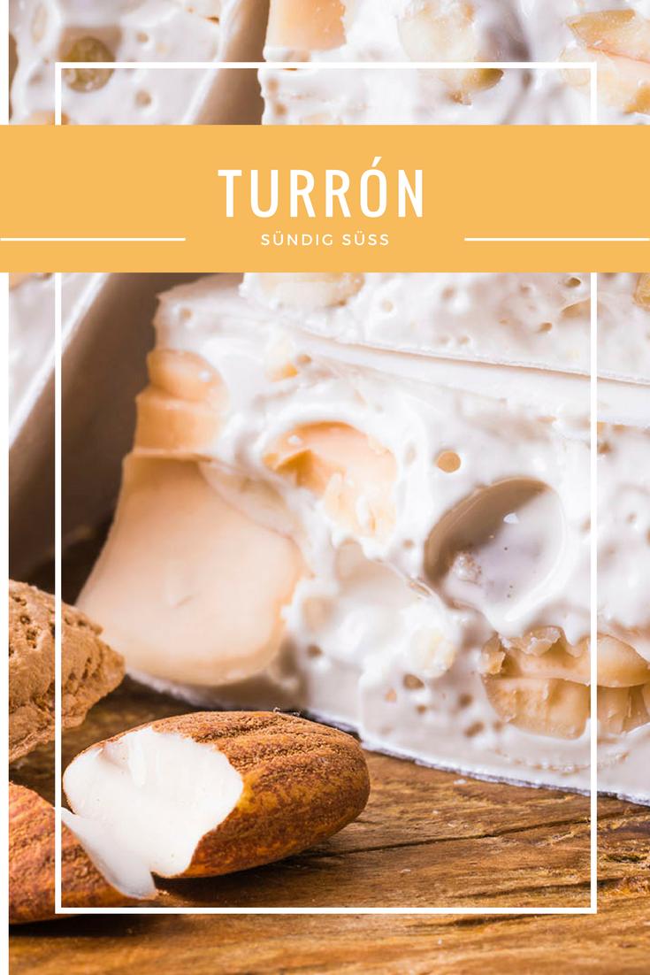 Turrón die spanische Delikatesse, ohne die Weihnachten in Spanien ...