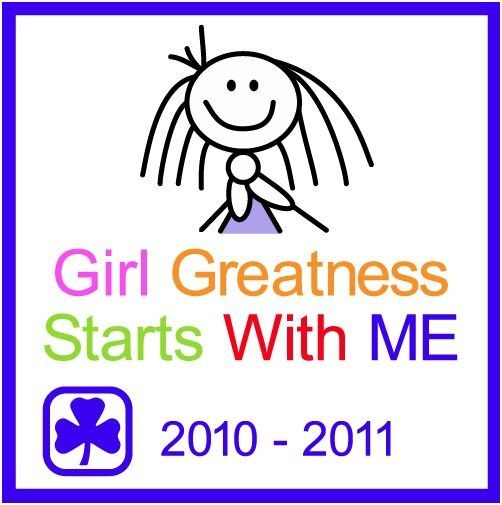 Girl Greatness starts with me.