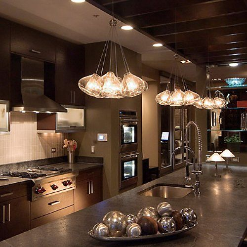 Cheers multi point pendant by tech lighting at lumens com dining room fixture