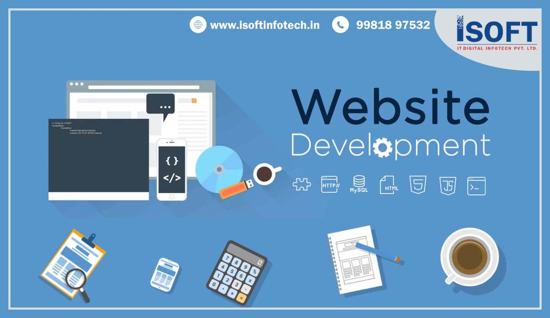 Best It Company In Bhopal Www Isoftinfotech In 99818 97532 Development Website Development Web Application Development