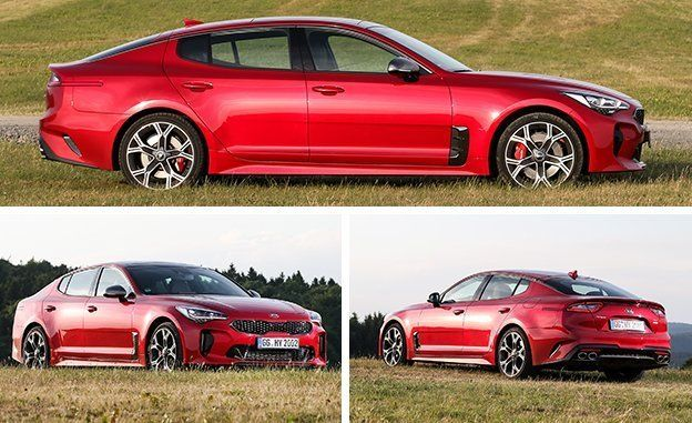 2018 kia stinger price.  stinger we get our first shot at the 2018 kia stinger on famed nrburgring  read impressions of kiau0027s reardrive sports sedan and see photos car  with kia stinger price
