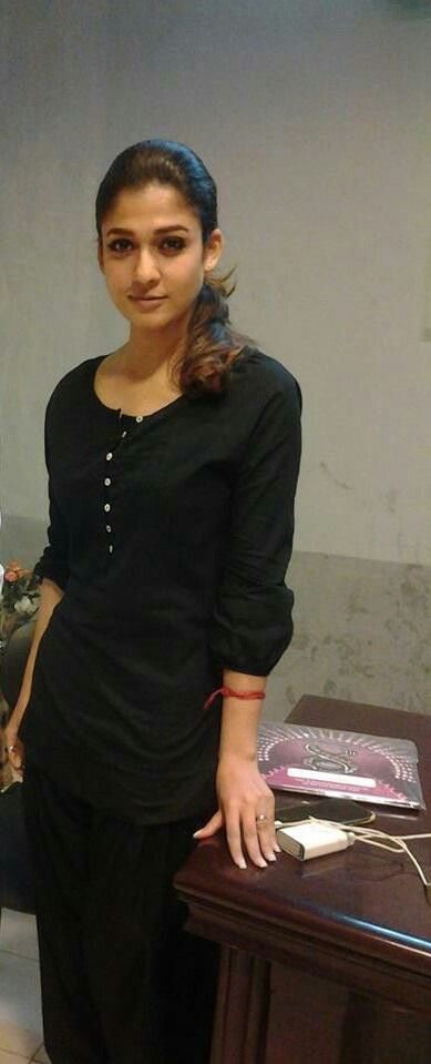 Nayantara | Nayantara | Outfits, Churidar designs, Fashion