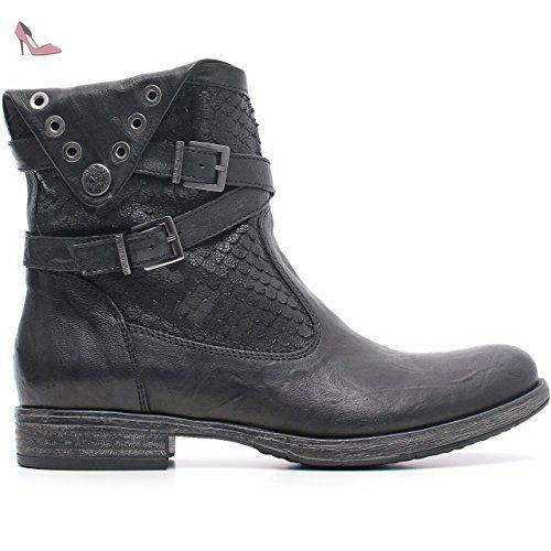 Nero Giardini , Chaussures de ville à lacets pour femme - - Rodeo Nero, 36 f0238c40209c