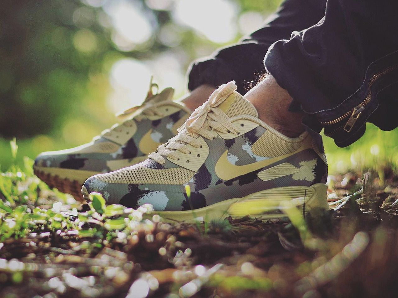 finest selection 4033d a1c88 Nike Air Max 90 Hyperfuse  Camo Pack  Italy - 2013 (by teambourbier)