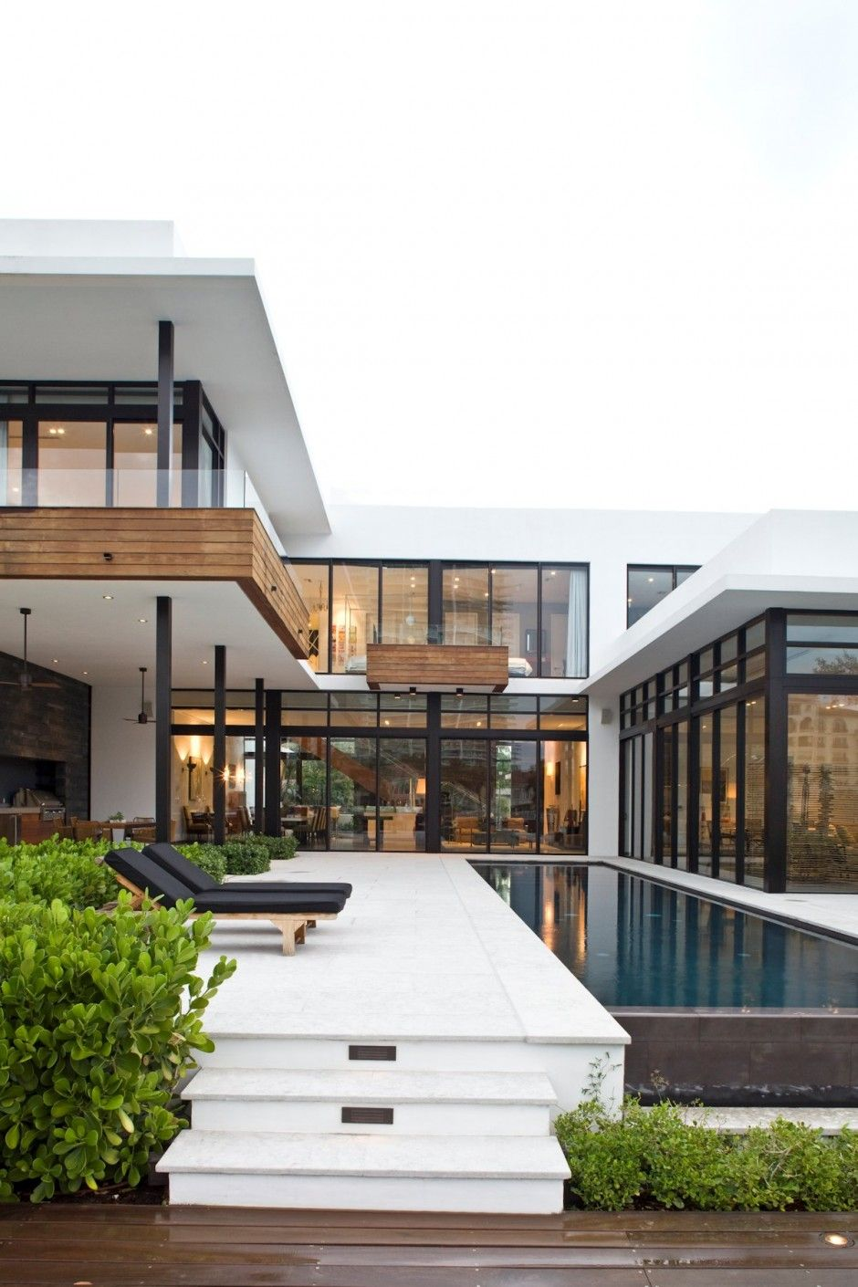 KZ #Architecture Have Designed The South Island Residence, A Single Family  Home Located In