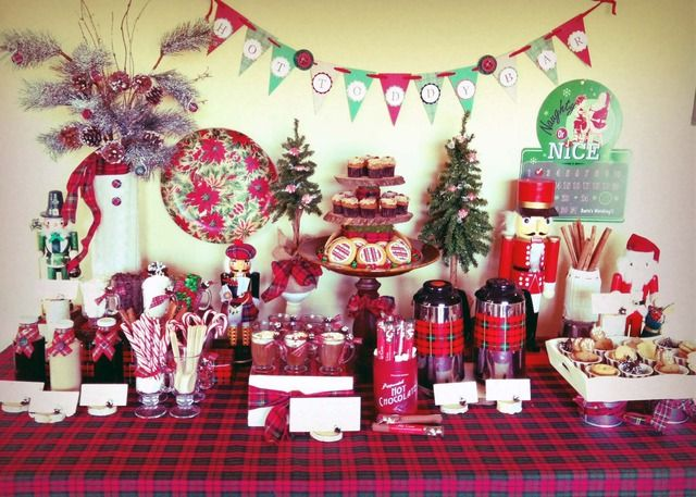 """Photo 1 of 15: Hot Toddy Bar / Christmas/Holiday """"Girls Night Out"""" 