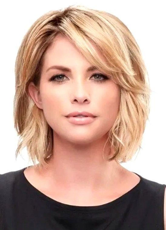 50 Pretty Medium Hairstyles For Women - Pinmagz