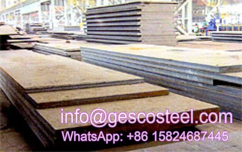 A283 Gr C And A285 Gr C Are Grades Of Steel Plate Used To Manufacture Storage Tanks And Low Pressure Temperature Contr Steel Cladding Steel Plate Corten Steel