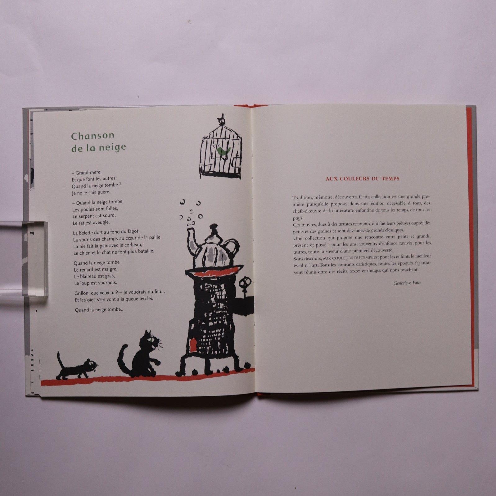 Quand La Neige Tombe Album Books Illustration Cute Pictures