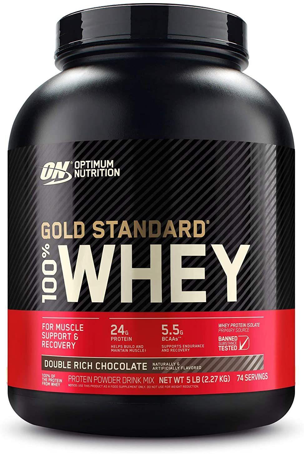 Whey Protein Powder In 2020 Optimum Nutrition Gold Standard Best Whey Protein Optimum Nutrition