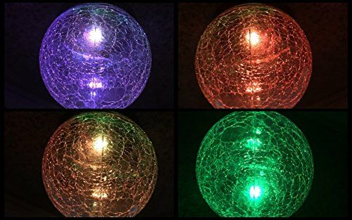 Solar Wind Spinner New 75in Jewel Cup MultiColor LED Light Solar Powered Glass Ball with Kinetic Wind Spinner Dual Direction for Lawn & Garden is part of lawn Sculpture Wind Spinners - Buy Solar Wind Spinner New 75in Jewel Cup MultiColor LED Light Solar Powered Glass Ball with Kinetic Wind Spinner Dual Direction for Lawn & Garden at Discounted Prices ✓ FREE DELIVERY possible on eligible purchases                                                                                                                                                                                                                                               Solar Wind Spinner New 75in Jewel Cup MultiColor LED Light Solar Powered Glass Ball with Kinetic Wind Spinner Dual Direction for Lawn & Garden                                                                                                                        $43 95                                                                                                                                                                                        Buy Now                                                   Amazon com                                                                                                                                 as of October 28, 2018 123 pm                                                                                                                                                                                                                                                                                                                                   Features                                      LIGHT UP YOUR GARDEN WITH COLOR AND IMPRESS YOUR NEIGHBORS ñ Light up the evenings with our yard art wind spinner and add a touch of ambience to your patio, lawn or garden  At night, watch as the light softly glows in changing jewel tone colors, easily seen and admired by passersby but not intrusive to neighbors  Relaxing to watch while spending time in out on the sun porch or yard  Would look amazing in any flower garden or backyard  an ideal gift for garden lovers                                                                                   STABLE, STURDY WITH MODERN FUNCTIONALITY & ANTIQUE CHARM ñ Many wind spinners outdoor come with a single blade that spins in one direction  Our solar wind spinner has a solid metallic construction with dual wind motion  The two tiers blades smoothly rotate in opposite directions on sealed bearings  Featuring modern functionality with period charm, our durable yard wind spinners have a stability stake at the base to ensure it is firmly planted for windy days                                                                                   EASY TO ASSEMBLE INSTRUCTIONS FOR SIMPLICITY AND CONVENIENCE ñ During the day, enjoy the kinetic movement of the wind spinner while the solar panel converts sunlight to electricity  At night, the spinnerís LED light provides an ambient color changing light display  Easy to assemble with easy to follow instructions and no additional wiring  Simply position outdoors in a sunny location using the metal stake and enjoy your garden ornament as it softly glows from dusk                                                                                   BRONZE POWDER COAT FINISH WITH MESMERIZING COLOR DISPLAY ñ Built to withstand all weather, the sold ground stake and wind blades of our kinetic metal wind spinners come with a bronze powder coat finish  3 5 inches in diameter, the crackle glass ball sits between two tiers of gracefully spinning wind blades, offering a stunning display of jewel tone colors for up to 8 hours  A wonderful addition to any garden and would stand out beautifully against a snowy landscape                                                                                   YOUR SOLAR WIND SPINNER IS BACKED BY OUR LIFETIME GUARANTEE ñ Our garden wind spinners are designed to help save the environment and our customers money  Steady Doggie products are also built to stand the test of time  If you're not 100% satisfied with your purchase we have a no questions asked refund policy  And you even get to keep the solar windmill spinner so your friends and family can try it out  Itís what we call our Customer Lifetime Guarantee                                                                                                                                                                       Product Description         Modern Functionality with Antique Charm Offering modern functionality with period charm, our lawn wind spinners feature a bronze powder solid metallic construction, that delivers natural movement whenever the wind blows  Between the wind spinner's blades sit a crackle glass ball, which contains a smart solar panel with LED lighting that emits jewel tone colors once solar charged  Easy to Assemble ñ Hassle Free Instructions Entirely solar powered with easy to follow instructions for installation, no additional wiring is necessary  Simply position outdoors in a sunny location using the ground stake and enjoy the kinetic movement of our outdoor wind spinners while the solar panel converts sunlight to electricity  At night, the spinnerís LED light provides an ambient color changing light display  Help the Environment and Also Save Money As a Company, we strongly believe in the environmental benefits of solar power and endeavor to sustainably develop innovative, highquality and