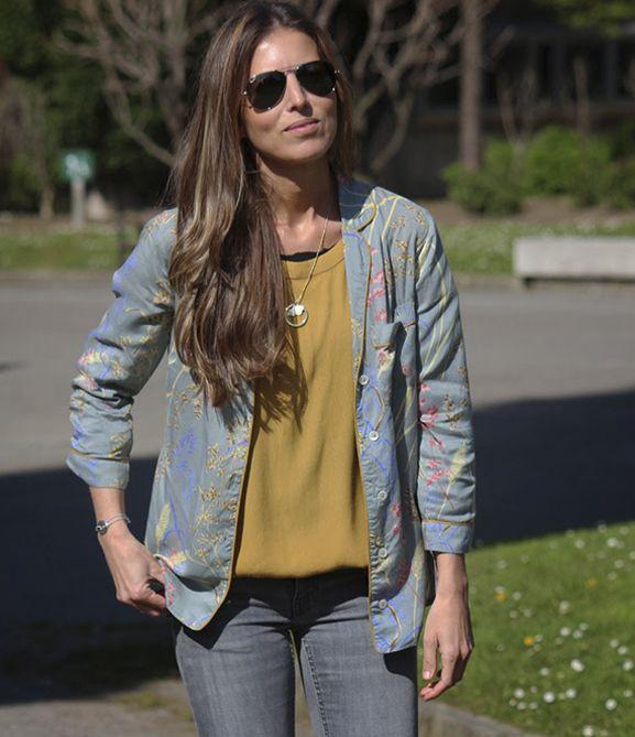 #Essentianice #Camisa #NiceThings #SpringSummer2014 #ElaDiz #SantiagodeCompostela