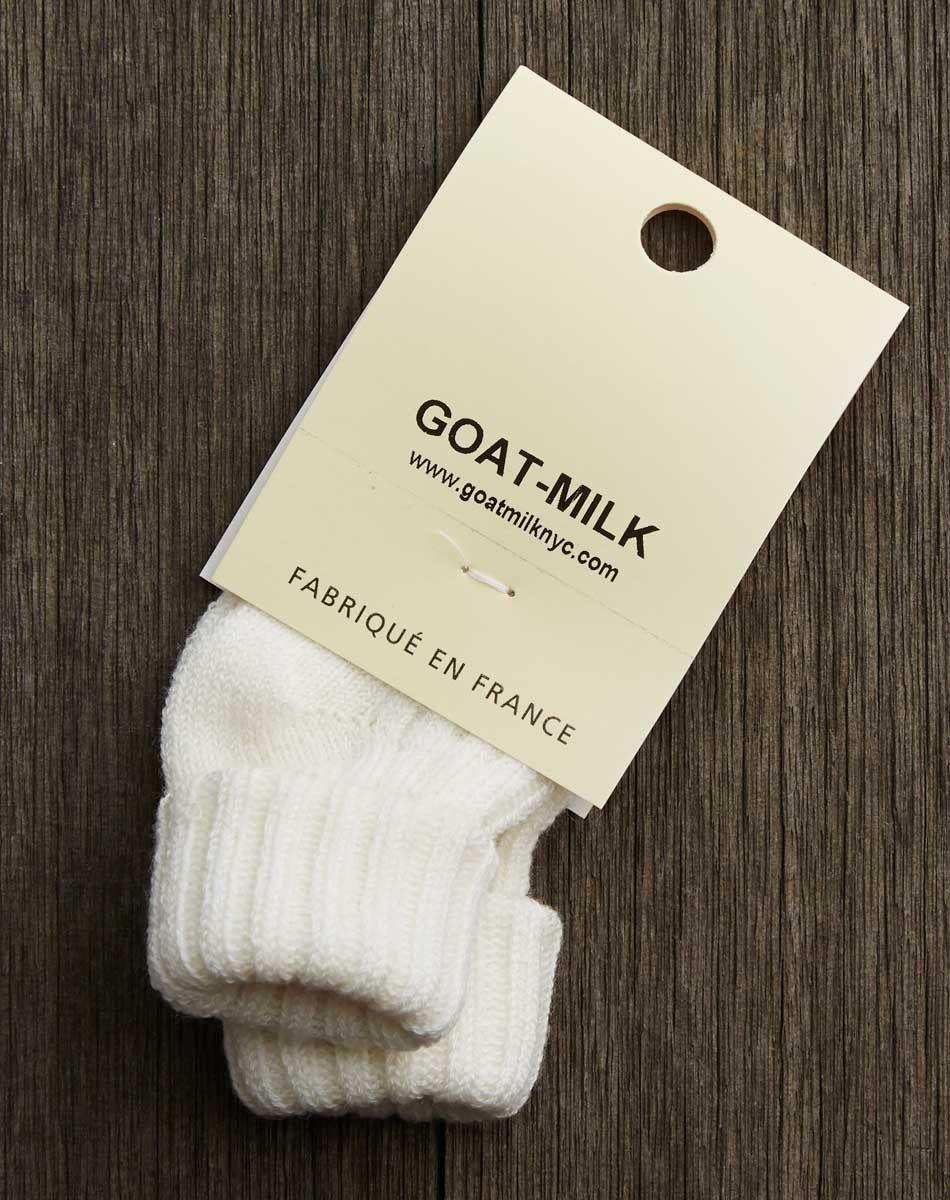 Goat Milk Kidware 100 Organic Basics Babies Kids Baby Cashmere Socks Cashmere Socks Baby Kids Baby