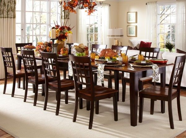 Bristol Point Wg Dining Table In Kitchen Rectangular Dining