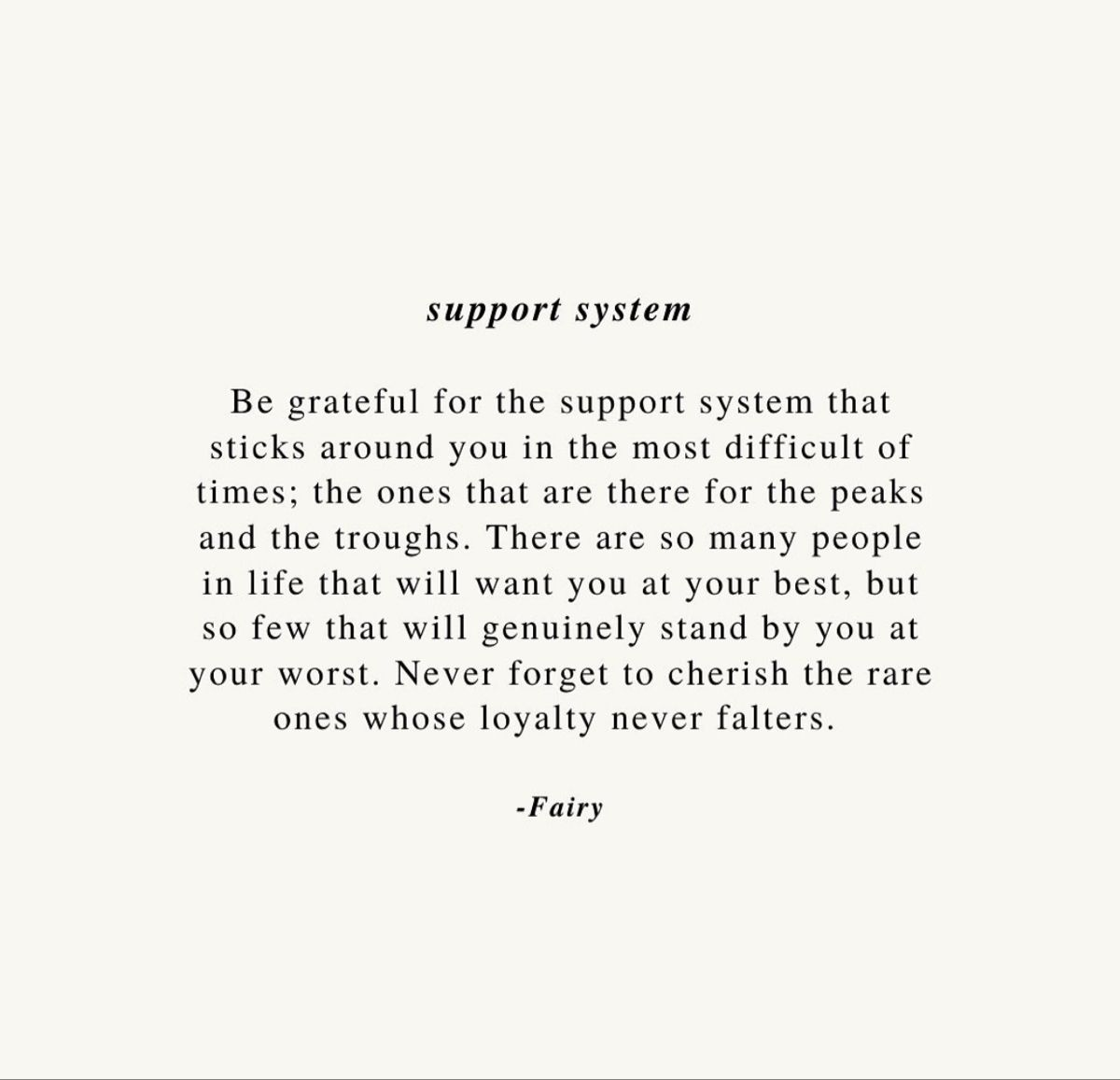 Support System Good People Quotes Thank You Quotes For Support Get Well Quotes