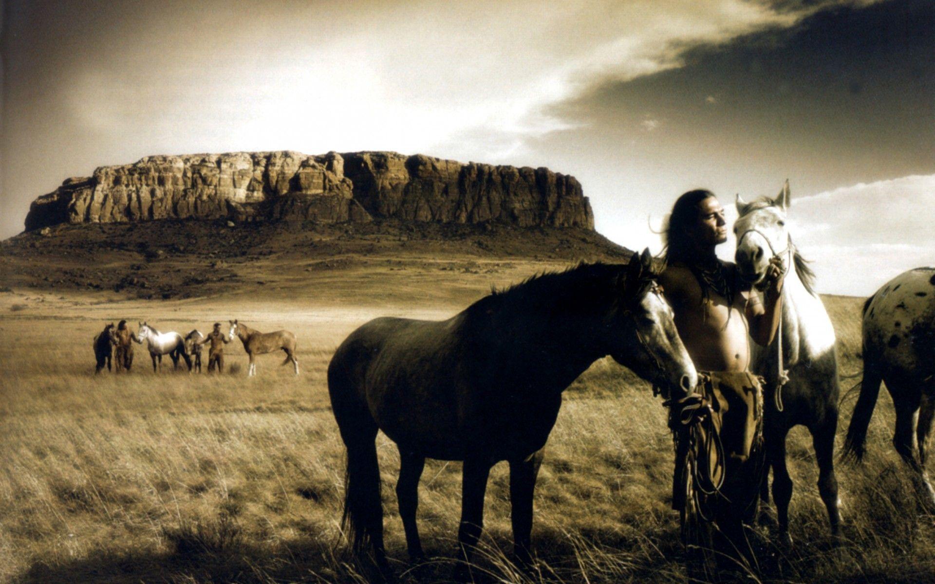 Cowboy And Western Desktop Wallpaper 67 Images Horses Indian Horses Free Horses