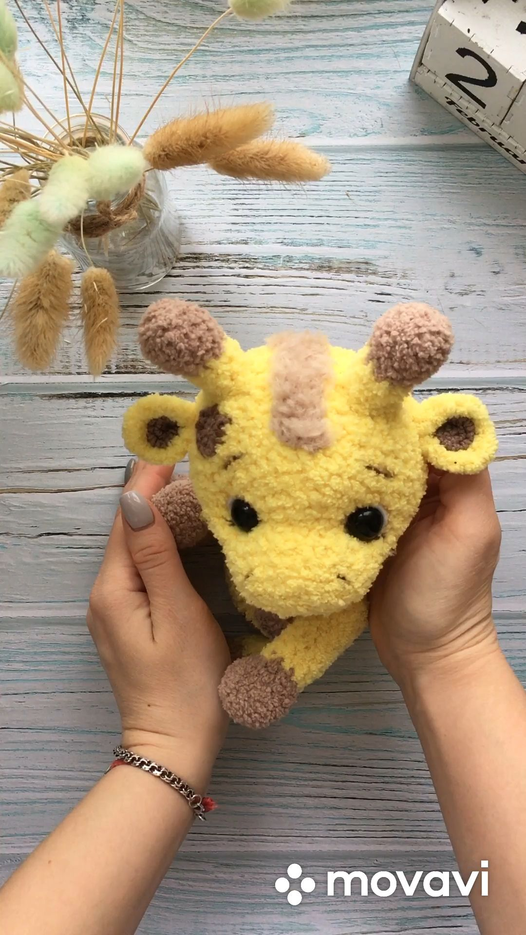 Photo of Giraffe häkeln Amigurumi Muster. wie man eine Giraffe häkelt. Häkelmuster Spielzeug Amigurumi Giraffe